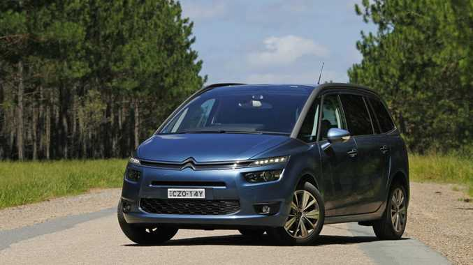 VERSATILE: Clever and frugal Citroen people mover proves a welcome family favourite during its long-term test evaluation.