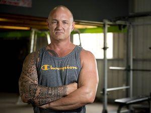Personal trainer Brett Newman