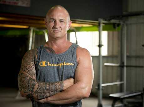 HELP US: Before the elections personal trainer Brett Newman is called on the council to offer a discount on infrastructure charges for small business to help fight the economic downturn.