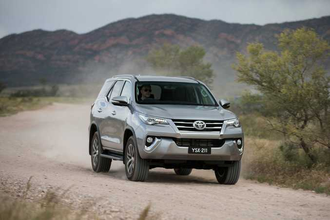 2016 Toyota Fortuner Crusade. Photo: Contributed.