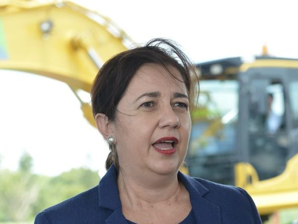 Premier Annastacia Palaszczuk was in Mackay recently to announce biofuel fund