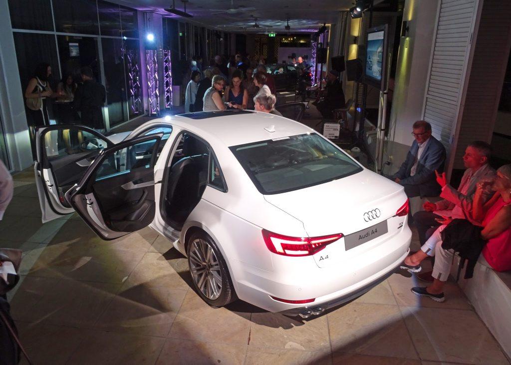 2016 Audi A4 revealed at Sheraton Noosa by Audi Centre Sunshine Coast. Photo: Iain Curry / Sunshine Coast Daily