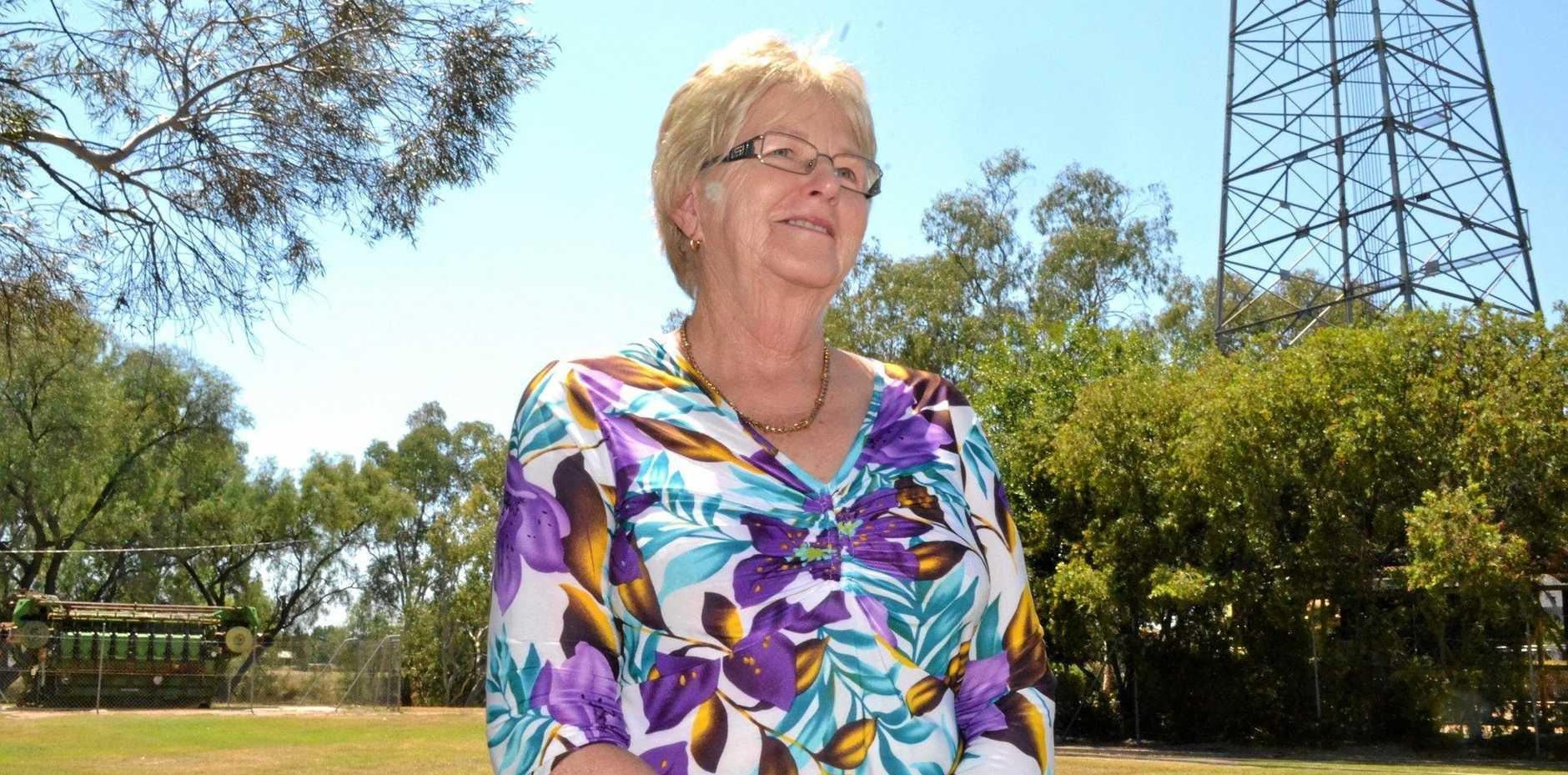 LEAVING: Maranoa Regional Councillor Joy Denton will not be running again for her position.