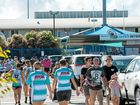 junior oztag at leisure park 11 Februray 2016Photo: Trevor Veale / The Coffs Coast Advocate