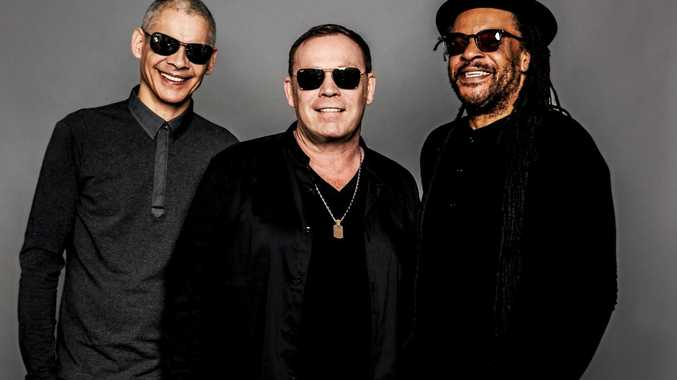 UB40: The band, featuring Ali Campbell, Astro and Mickey Virtue, are coming to Bluesfest 2016.
