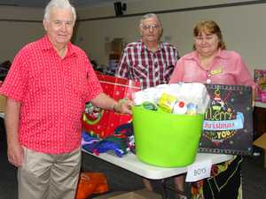 Rochedale-Springwood National Seniors support Logan's less fortunate