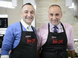 MKR's Italianos remind everyone cooking can be fun