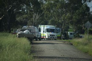 TOO YOUNG: Thangool teenager Jimmy Bryant, 17 died in a single vehicle crash 10kms south of Biloela on Friday afternoon.