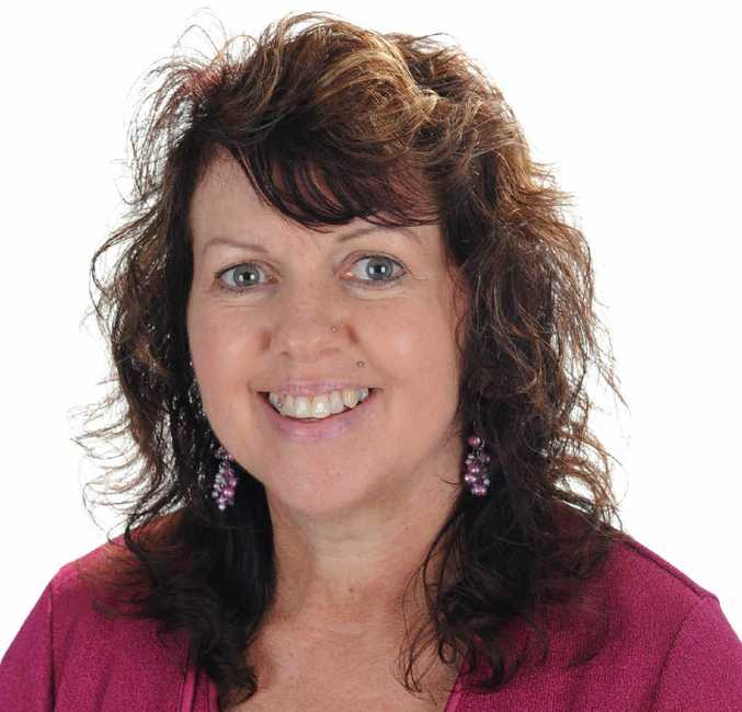 POLL BATTLE: Greens candidate for Division Six Susan Etheridge.