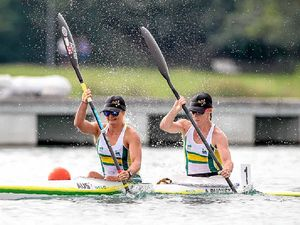 Coast duo closer to claiming Rio spots