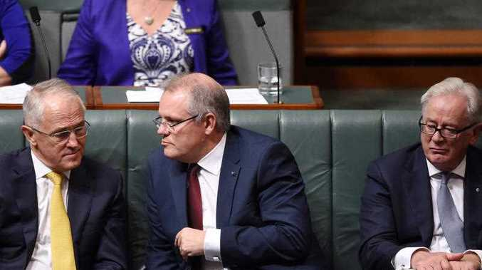 Economic growth and tax relief for working families, Mr Morrison said, would remain the government's key focus in the lead up to the budget but income tax cuts would be more