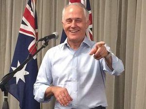 Prime Minister in Mackay