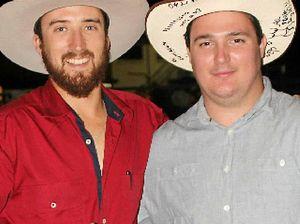 Rodeo a buckin' bewdy
