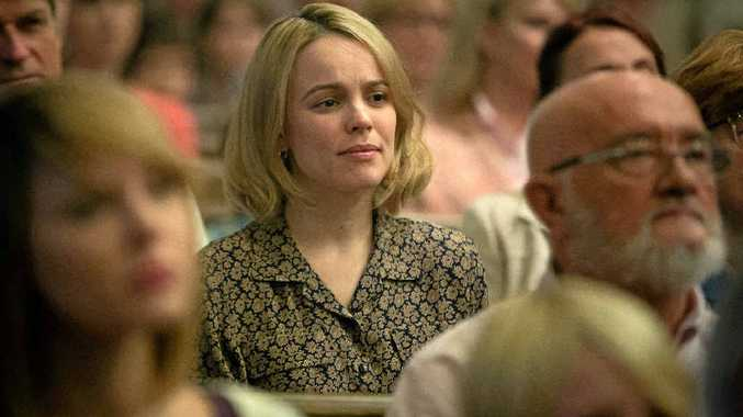 SEEKING ANSWERS: Rachel McAdams in a scene from the movie Spotlight.