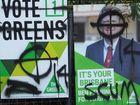 Brisbane Greens mayoral candidate targeted