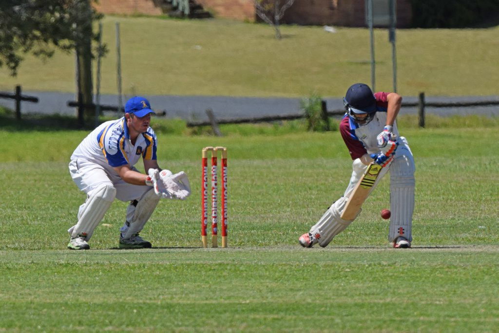 Plantation Diggers produced a disappointing effort with the bat in the top of the table clash against Sawtell.