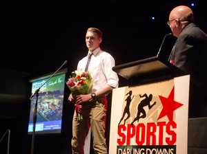 Conor is Junior Sport Star