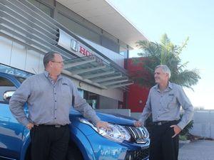 Expansion gives car dealer more exposure