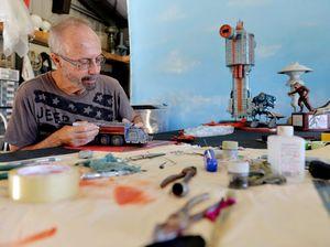 Greg Martin's model space