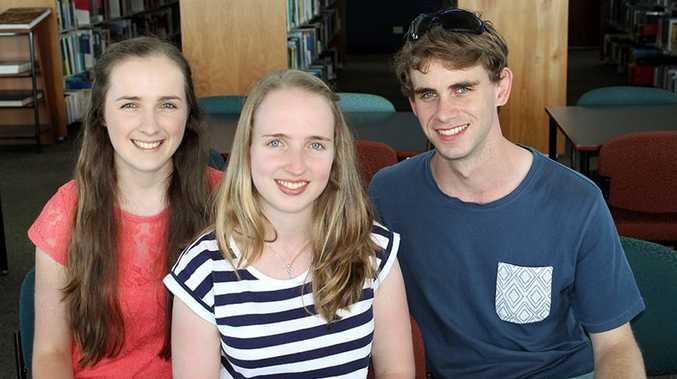 Kathryn, Vanessa and Jono Hooper have been top achievers.