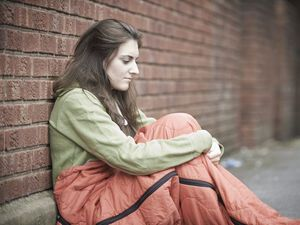 Homeless youth driven away by poor family relationships