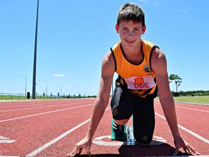 Sky's the limit for speedster Matthew Ottto