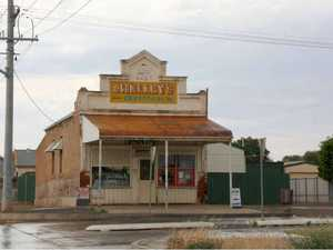 Broken Hill - isolation gives sense of mystery