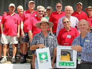 Defibrillators a boost for safety within community groups