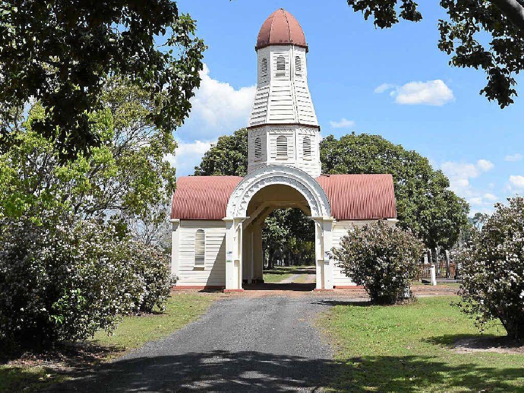 Maryborough Open House - Mortuary Chapel.