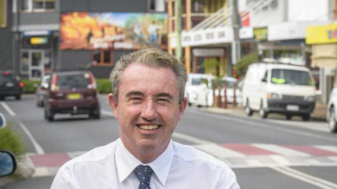 Member for Page Kevin Hogan will address a breakfast meeting of the Grafton Chamber of Commerce on Wednesday about a new jobs strategy for the region.
