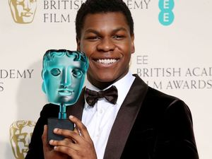 BAFTA trophy to go on display in Millennium Falcon