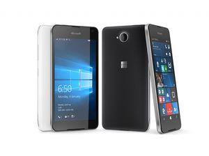 Microsoft unveils new $US200 Lumia 650 phone