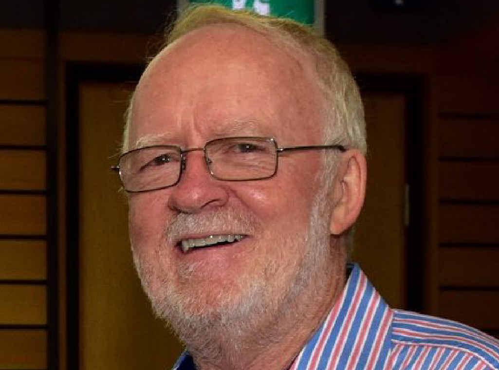 Noel Playford.