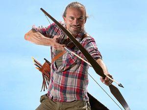 Longbow meditation targets Byron Bay