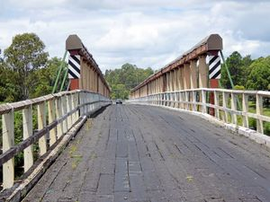 Have your say on Tabulam Bridge