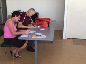 Ballot draw Gladstone council elections 2016