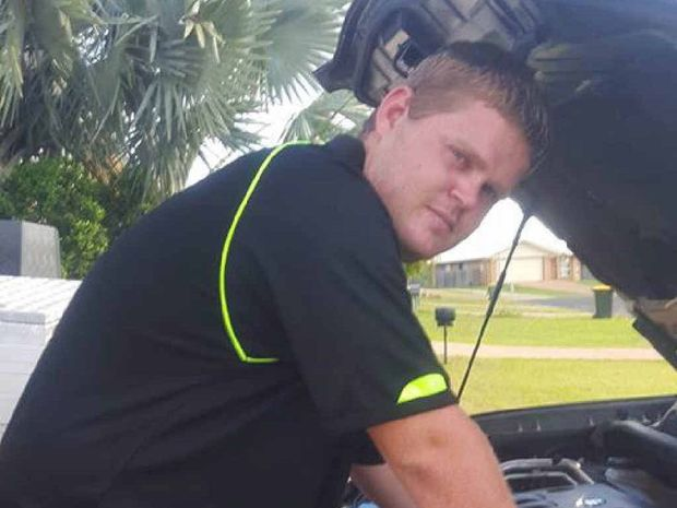 NEW VENTURE: Jessy Huddleston started his own business, JMI Autoelectrics, last month.