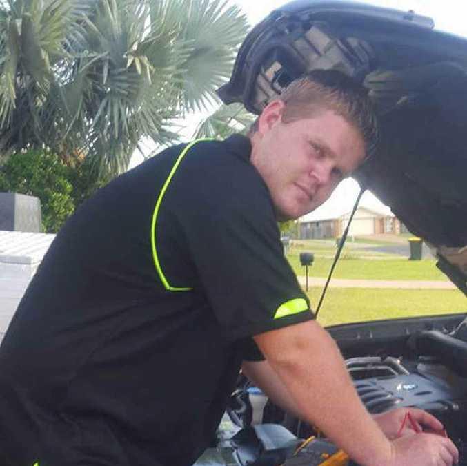 NEW VENTURE: Jessy Huddleston started his own business, JMI Autoelectrics, last month.