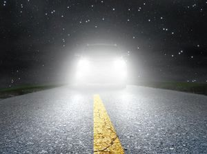 OUR SAY: Turn headlights on in rain