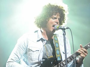 Wolfmother releases album, written and recorded locally