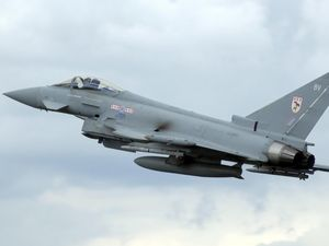 Fighter jets scrambled to intercept Russian bombers