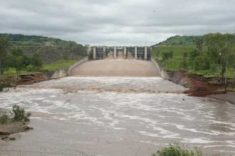Flooding from water release of Callide Dam Photo Emma Clarke / Central Telegraph