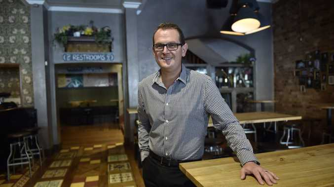 AWARD NOMINATION: Fitzy's has been nominated for four awards. Brad Fitzgibbon talks about the awards. Photo Bev Lacey / The Chronicle