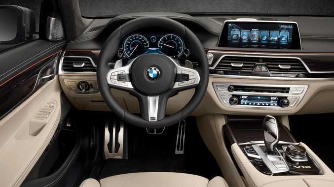 2016 BMW M760Li xDrive. Photo: Contributed