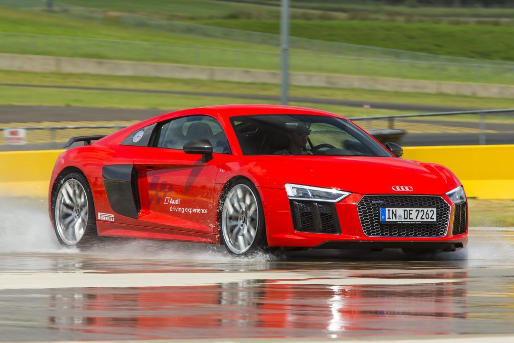 TRACK TEST: Audi's incoming second-gen R8 V10 Plus is the everyday supercar to make you look a genius at the race track.