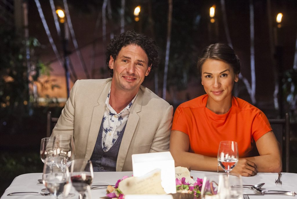 Colin Fassnidge and Rachel Khoo will judge the third round of instant restaurants on the TV series My Kitchen Rules.
