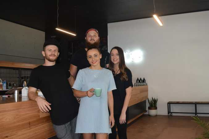 KEEN AS A BEAN: A new espresso bar on the Sunshine Coast is offering customers free coffee tomorrow morning.