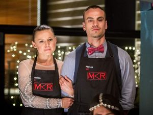 Jessica and Marcos knocked out of MKR