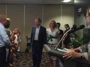 Shorten: education key to Mackay economy