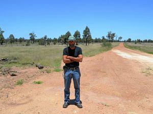 Miles farmer grid-locked by mistakes